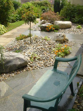 steingarten selber machen – bankroute, Garten und bauen